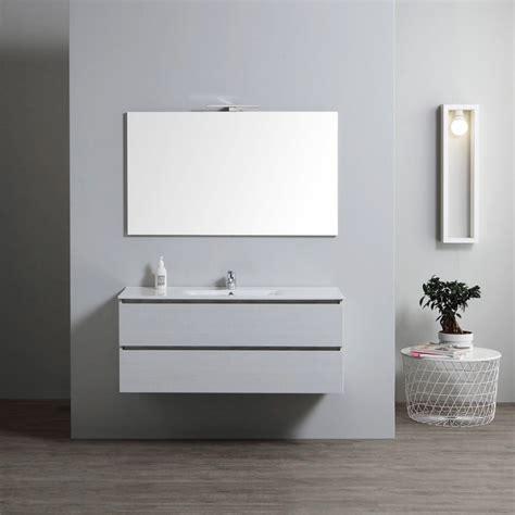 mobile bagno 120 cm mobile bagno 120 cm con lavabo integrato e specchio kv store