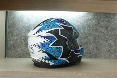 Helm Cross 300 Ribuan monza aragon helm baru dibanderol rp 300 ribuan gilamotor