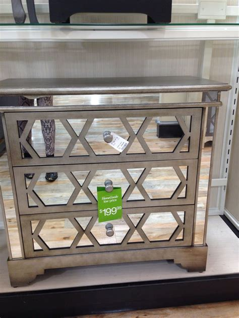 mirrored dresser   homegoods store pinterest