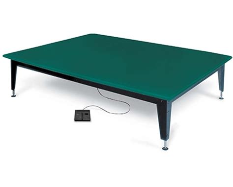 hausmann bariatric therapy table save at tiger inc