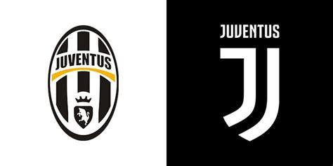 All New Juventus 2017 Logo Revealed   Footy Headlines