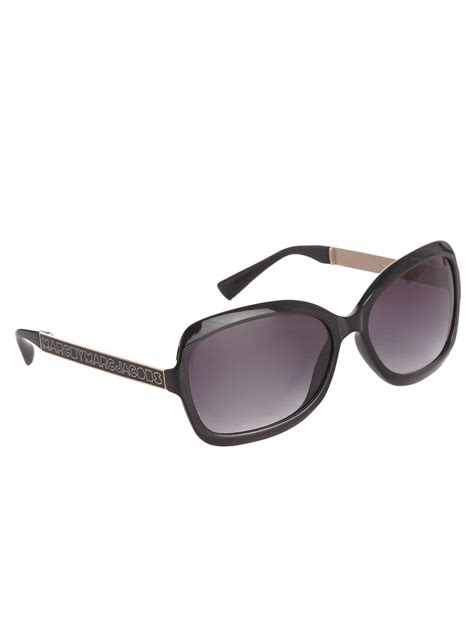 Acetatemetal Logo Sunglasses by Marc Sunglasses