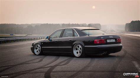 Audi S8 Tuning by Tuning Audi S8 D2 Back