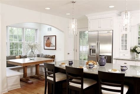 breakfast nook ideas kitchen traditional with none none 20 kitchen design ideas with breakfast nooks housely