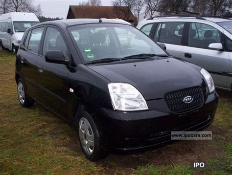 Kia Cars 2005 2005 Kia Picanto Car Photo And Specs