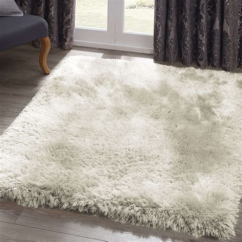 next rug shaggy rug in ivory next day select day delivery