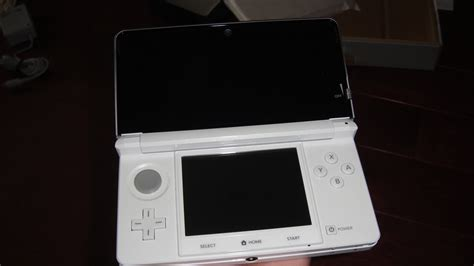 Kaset Nintendo 3ds White i just got the 3ds gbatemp net the independent community