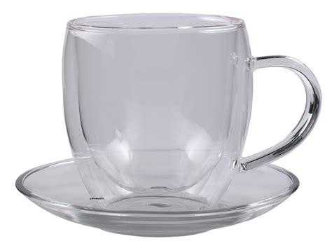 Schiebetür Mit Glas by 2er Set Edle Doppelwandige Glas Thermo Tassen Quot Bullini