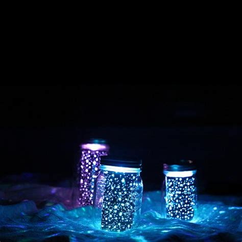 diy glow jars diy glowing jars favecrafts