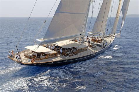 mega sloep 62m sailing yacht athos by holland jachtbouw photo by rick