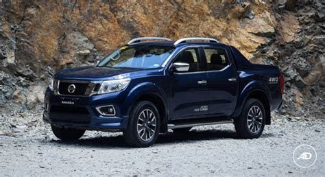 nissan 4x4 nissan navara 4x4 vl sport edition at 2018 philippines