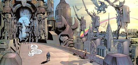 thor movie place asgard is the most beautiful quot place quot in the comics gen