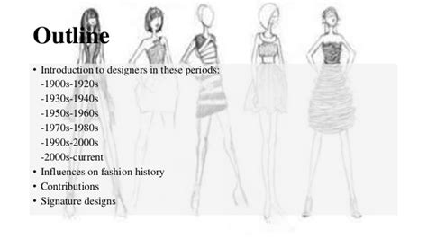 fashion illustration ppt 6 ct ppt maffinda liu wong 20 c fashion designers 2014
