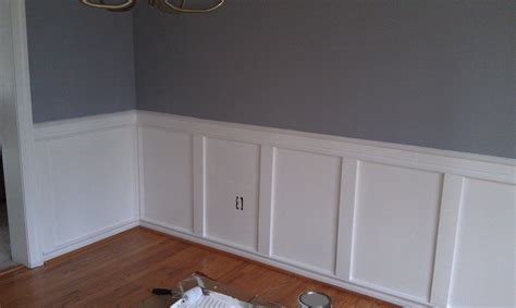 High Wainscoting Ideas dining room ideas high gloss wainscoting home furnishings
