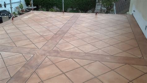 Patio Tile by Patio Tiles Concrete Wonderful Tile Flooring
