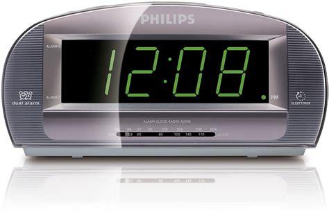 buy the philips clock radio aj3540 37