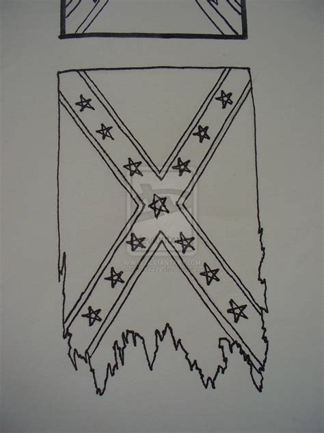 southern draw tattoo rebel flag outline pictures to pin on