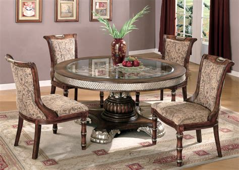 Traditional Dining Table And Chairs Dining Room Tables Amaza Design