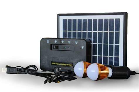 Nespro Looking Solar Lighting System For Home With Price List