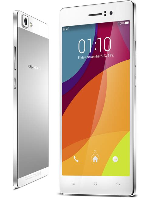 Garskin Oppo R5 5 2 Inch oppo r5 a 4 85mm thin smartphone now available in india