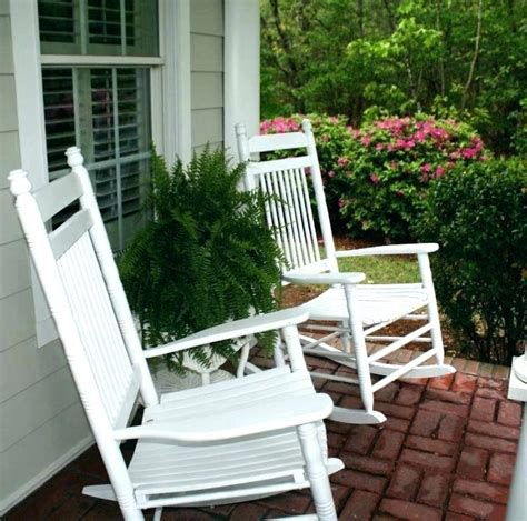 collection  patio rocking chairs sets