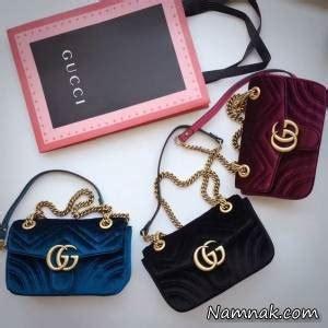 Tas Waist Bag Gucci Marmont Gucci Tas Pinggang Gg Code Gc 915 مدل کیف های زنانه که 2018 غوغا میکنند تصاویر