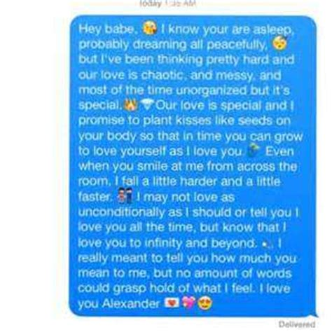 long sweet messages to girlfriend tagalog