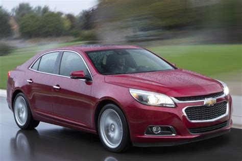 2015 Chevrolet Malibu: New Car Review   Autotrader