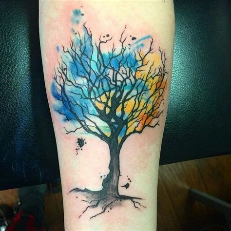 watercolor tattoos in michigan 411 best tatoo images on arm tattoos awesome