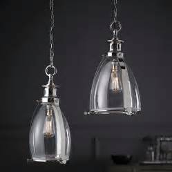 in pendant light uk storni large clear glass and chrome ceiling pendant light
