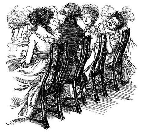 Regency Etiquette Jane Austen S World | regency dinner parties and etiquette