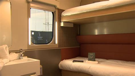 New Sleeper by A Prototype For New Sleeper Carriages Is Unveiled News