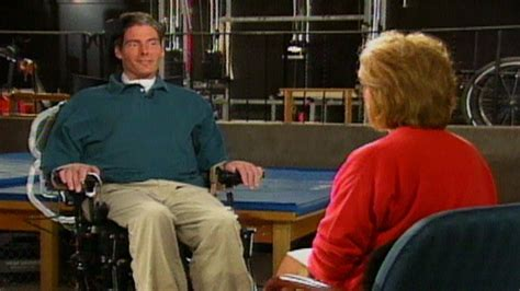 christopher reeve video sept 29 1995 barbara walters interviews christopher