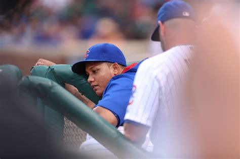 starlin castro benched starlin castro benched before cubs victory over giants