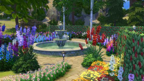 giardini romantici the sims 4 giardini romantici stuff recensione simsworld