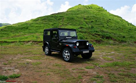 mahindra jeep thar 2016 2015 mahindra thar facelift a look team bhp