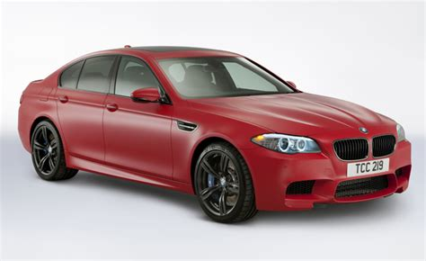 bmw  performance edition   revealed  matte red white  blue autoguidecom news