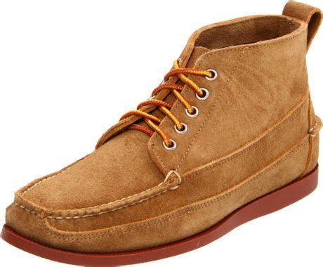 bass boat shoes mens bass bass mens carlton boat shoe in brown for men camel
