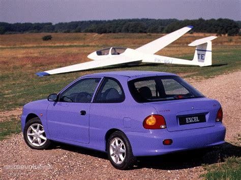Excel Car Hyundai Excel 3 Doors Specs 1994 1995 1996 1997 1998