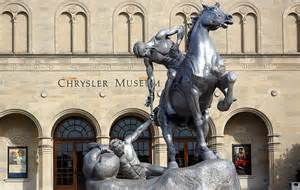 Norfolk Chrysler Museum Chrysler Museum Of Quot The Torch Bearers Quot By An