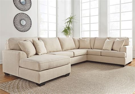 raf sofa sectional brioni nuvella sand 3pc raf sofa sectional