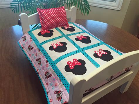 american doll quilts doll quilt for american doll appliqued by bjtreasuresshop