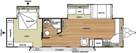 salem travel trailer floor plans salem travel trailer by forest river
