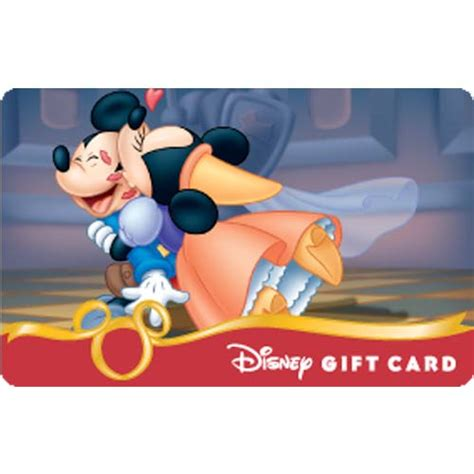 Where To Buy Disney Store Gift Cards - your wdw store disney collectible gift card minnie kissing mickey mouse