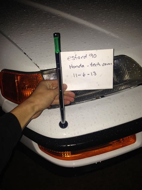 where can i buy a pole for my house ef parking pole honda tech