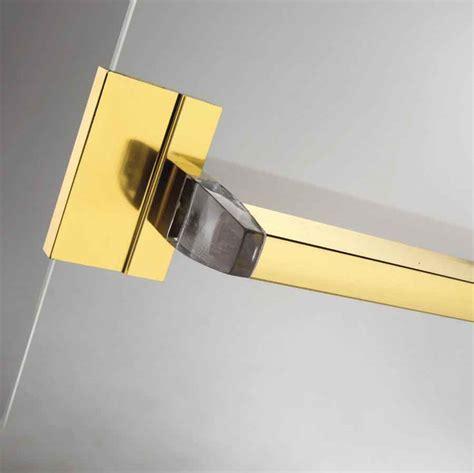 Sliders Splendor Glass Shower Door Towel Bar