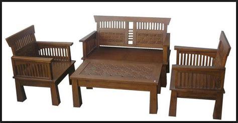 Gambar Dan Kursi Tamu Jati gambar kursi sofa dari kayu home everydayentropy