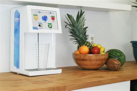 Juice Dispenser Second xconomy bevi slurps 16 5m to bring smart water cooler