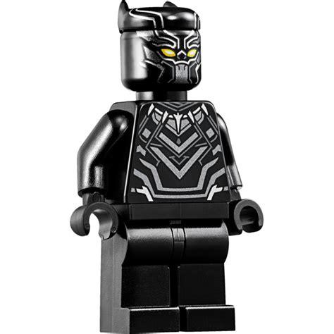 Lego Minifigure Black Panther lego black panther pursuit set 76047 brick owl lego