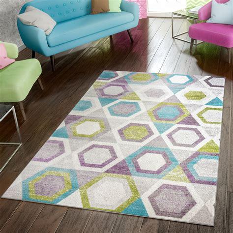Teppich Preiswert by Teppich Modern Preiswert Wohnzimmer Teppiche Retro Style